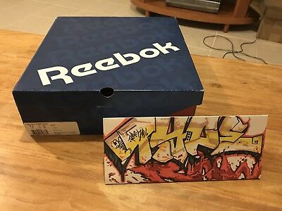 "c47ab6de728f Reebok Twilight Zone The Pump White Red  Grey VNDS Sz11 ""Dominique Wilkins  Pack"