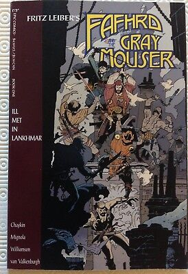Fafhrd and the Gray Mouser Graphic Novel