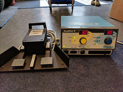 Valleylab Surgistat II Electro Surgical Unit ESU with Footswitch