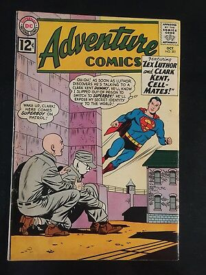 Adventure Comics #301 (Oct 1962, DC) Fine Condition