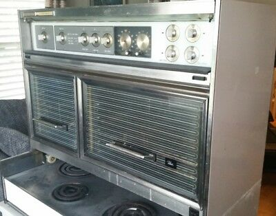 Frigidaire flair - Custom Imperial Vintage Double Oven with slide-out Stove