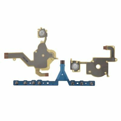 New Left Right Button Key Flex Ribbon Cable Replacement Repair Part For PSP P9A1