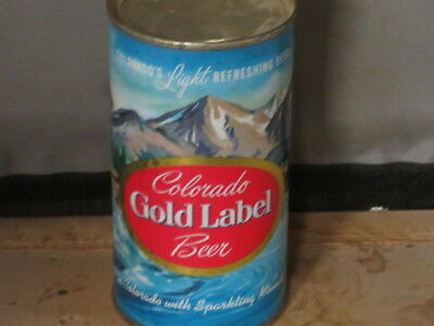 Colorado Gold Label. Real Beauty.  Inside.  Flat Top