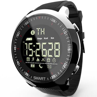 Waterproof Sport Smart Watch Phone Mate For Android IOS iPhone Samsung USA