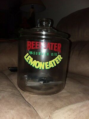 Vintage never used Beefeater Lemoneater
