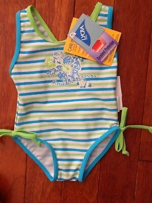 Papoose Girls Bathers Swimmers Size 0 Bnwt