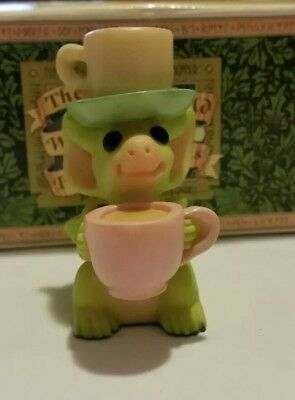 Pocket Dragons Dragon - *Mint* -  Tea for Two - 2000