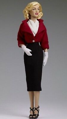 """""""PROBLEM WITH ROSE"""" Marilyn Monroe outfit only for 16"""" Robert Tonner doll."""