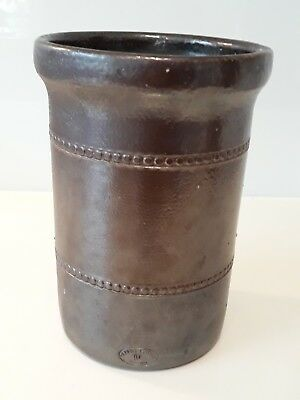 Bendigo Pottery Wine Cooler - Untensil Holder