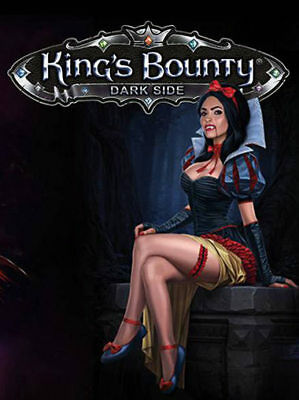 King's Bounty: Dark Side STEAM KEY, (PC) 2014, RPG, Region Free, Fast Dispatch