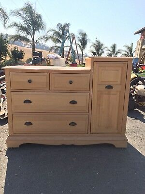 Ragazzi Dresser - Solid sturdy.Maple Barely Used