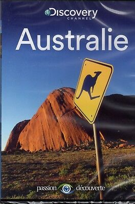Australie - Discovery Channel - Passion Decouverte -  Dvd Neuf - New !!!!