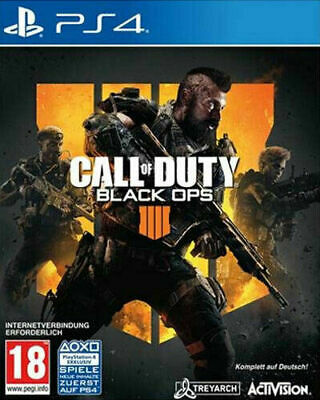 CoD Call of Duty Black Ops 4 IV | PS4 | NEU & OVP | UNCUT | Blitzversand
