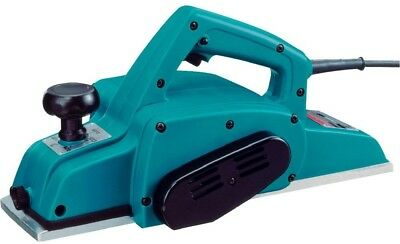 Makita 7.5 Amp 4-3/8 in. Corded Planer with Two-blade cutter head