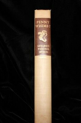 Penny Whimsy, By Sheldon, Paschal, Breen (1965)-Revision Of Early American Cents