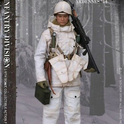 Henry Kano 1//6 Scale Soldier Story Action Figure First Aid /& Gasmask Pouch