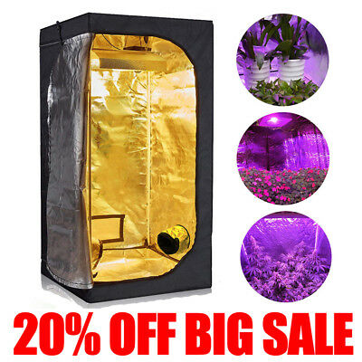 Groß Growzelt Dark Box Serie 240x120x200cm Growbox Dark Box Pflanze Grow-Box