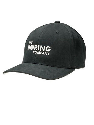 The Boring Company cap hat by Elon Musk Tesla  TOTALLY SOLD OUT! gift for dad