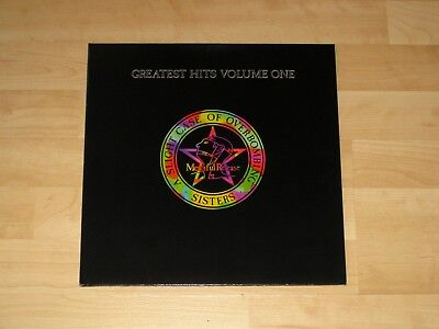 """THE SISTERS OF MERCY - Greatest Hits Volume One * 2 LP 1993 Vinyl 12"""" TOPZUSTAND"""