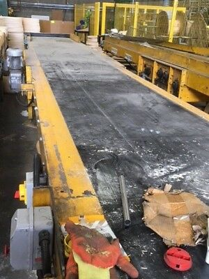 recycling picking / packing heavy duty conveyors