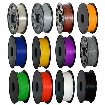 Geeetech 3D Filament, PLA Filament 1.75mm 1KG, High Quality Reliable 3D Printing