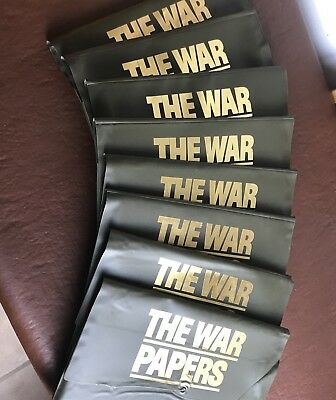 the war papers collection, 11 to 90