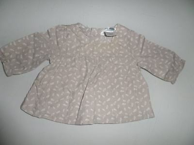 Blouse Cocoon, taille 50 cm