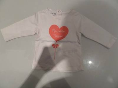 Blouse ORchestra, taille 3 mois
