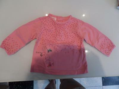 Blouse LCDP, taille 6 mois