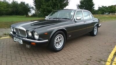 Daimler Double Six Series 3,1990 - Only 32000 Miles - Japanese Import, Fantastic