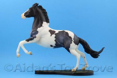 Breyer Bozeman 711242 - BreyerFest 2016 SR Pinto Wyatt Gaming Stock Horse New