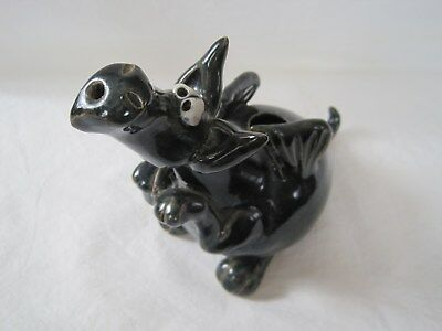 Hogenson Ceramic Dragon Incense Burner
