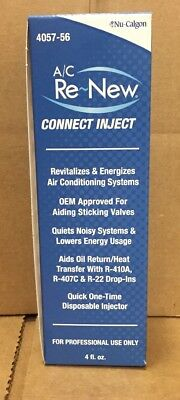 Nucalgon A/C Re-New Connect Inject 4057-56