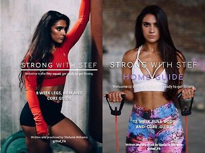 Stef Fit: Strong with Stef Guides BUNDLE