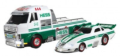2016 Hess Toy Truck And Dragster New In Box In Stock Today Ready To Ship