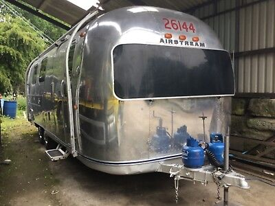 1972 27ft American airstream travel trailer for sale or p/ex anything american