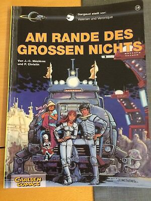 Comic Heft Carlsen Comics Valerian Und Veronique ISBN 3-551-01889-8 Neu