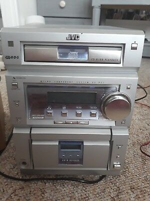 Jvc micro component system