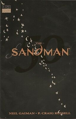 The Sandman (1989) #50A - Neil Gaiman  Platiinum Edition McFarlane Pin-up