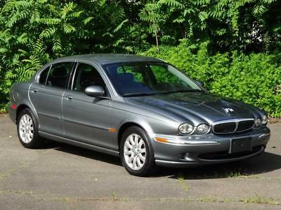 2003 Jaguar X-Type AWD 4WD EXTRA CLEAN! 2ND-OWNER! 82K Mls! WELL-MAINTAINED NON-SMOKER LEATHER 2 KEYS/REMOTES KEYLESS ENTRY CLEAN RUNS GREAT
