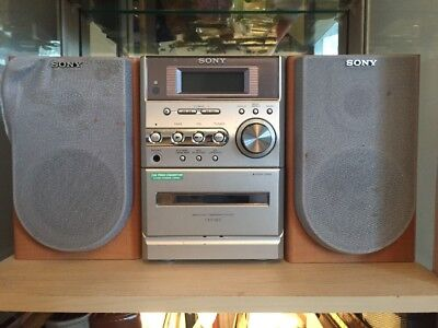 Sony CMT-NE3 Audio Shelf System