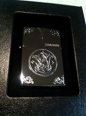 "Vintage Zippo Lighter Limited Collector""smith & Wesson""155 Yrs Anniversary!!!"