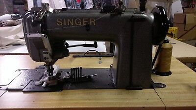 Singer 300W Walking Foot Chain Stitch Sewing Machine (Local Pick Up Only)