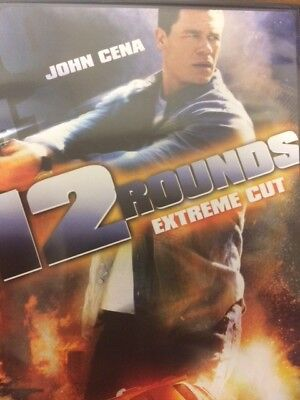 12 Rounds (DVD, 2009)