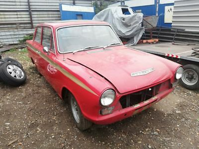 Mk1 Ford cortina project