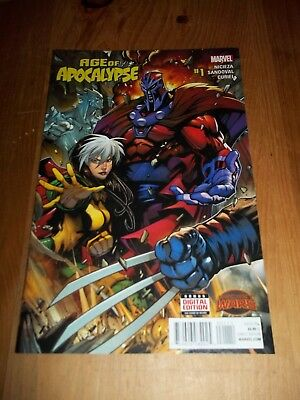 Age Of Apocalypse #1, 2015, X-Men, See Others & Combine Postage