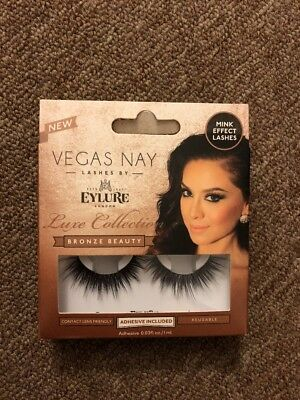 b382a94a9b1 NEW VEGAS NAY Eylure False Eyelashes Luxe Collection - Bronze Beauty ...