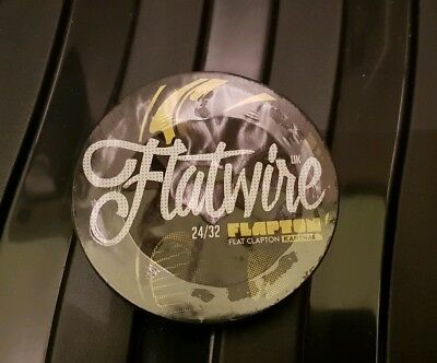 5x Flatwire Flapton 10ft Spools Kanthal, SS316 & Flat60 ***RRP: £8.99 Each***