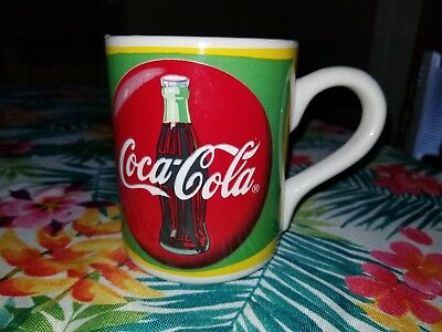 Coca Cola Coffee Mug 1996 Gibson Housewares