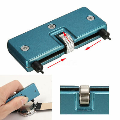 Adjustable Watch Repair Tool Cover Remover Back Case Opener Screw   UK FAST POST